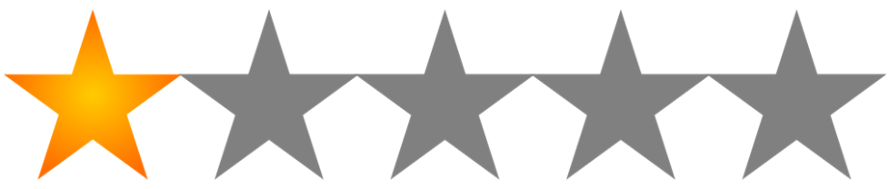 star_rating_1_of_5